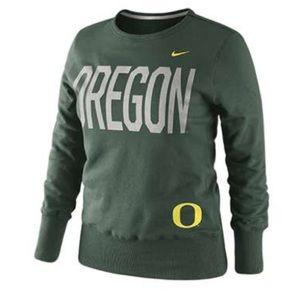 Nike women's Oregon  ducks sweatshirt
